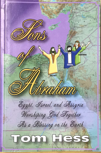 Buch - Tom Hess: Sons of Abraham