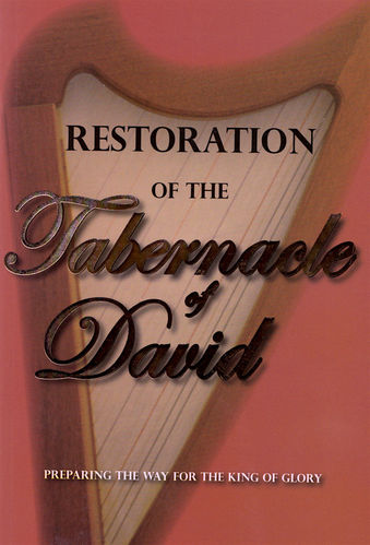 Buch - Restoration of the Tabernacle of David