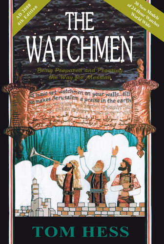 Buch - Tom Hess: The Watchmen