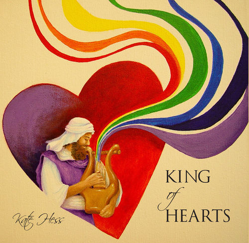 Buch - Kate Hess: King of Hearts