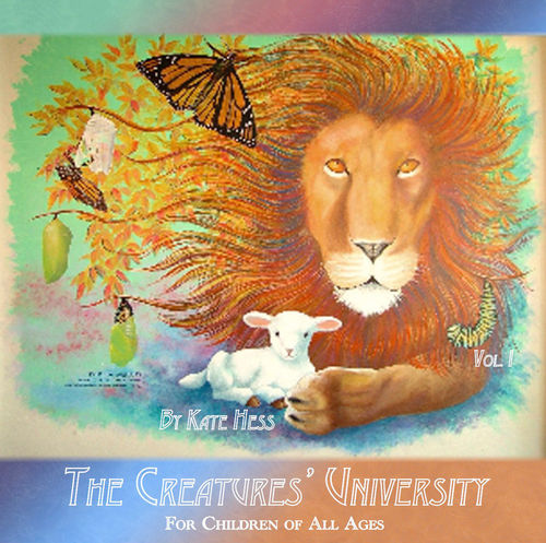 Buch - Kate Hess: The Creatures' University
